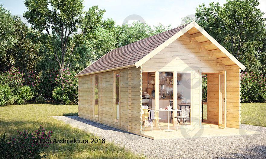 Kraj: Czym są domki drewniane?