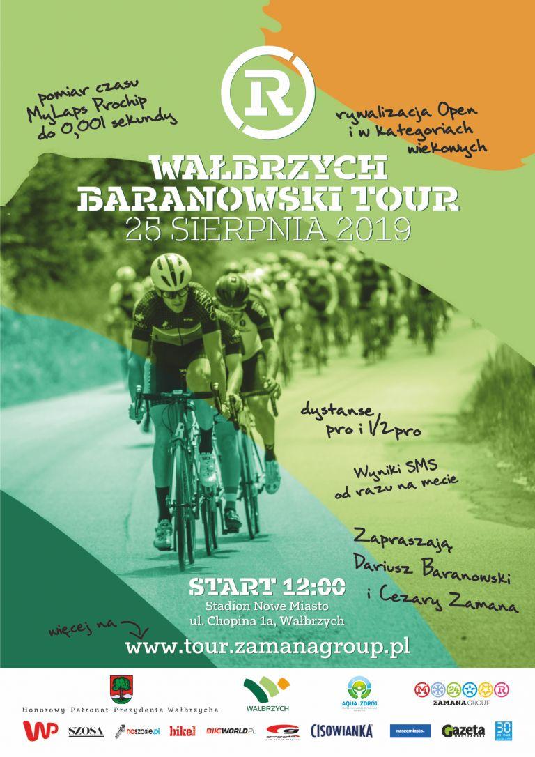 Wałbrzych: Kolarski weekend