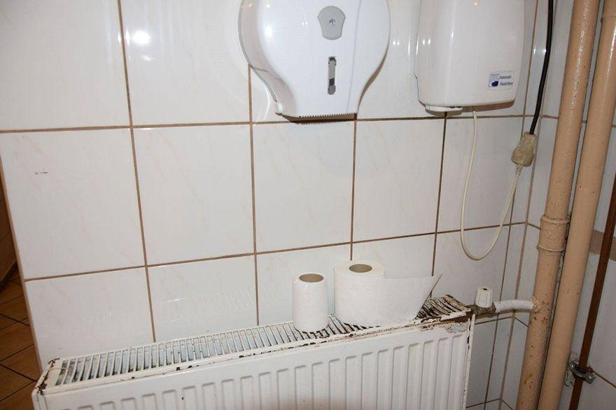 REGION, Boguszów-Gorce: Toalety jak nowe