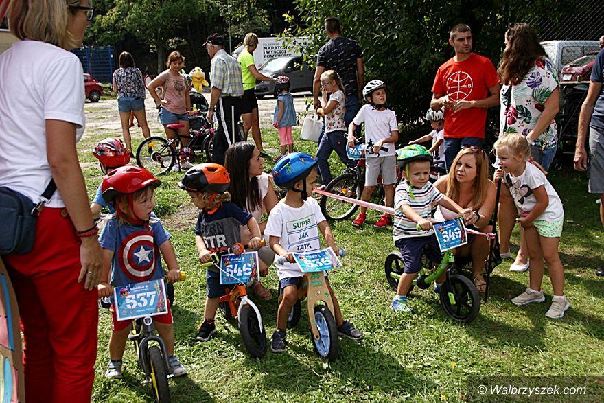 Wałbrzych: Miłośnicy rowerów
