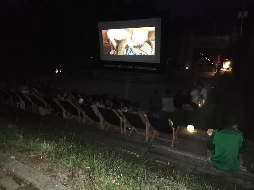 REGION, Stare Bogaczowice: Kino plenerowe