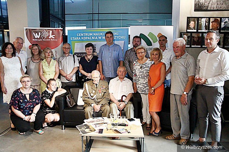 Wałbrzych: Spotkanie z Janem Mleczko