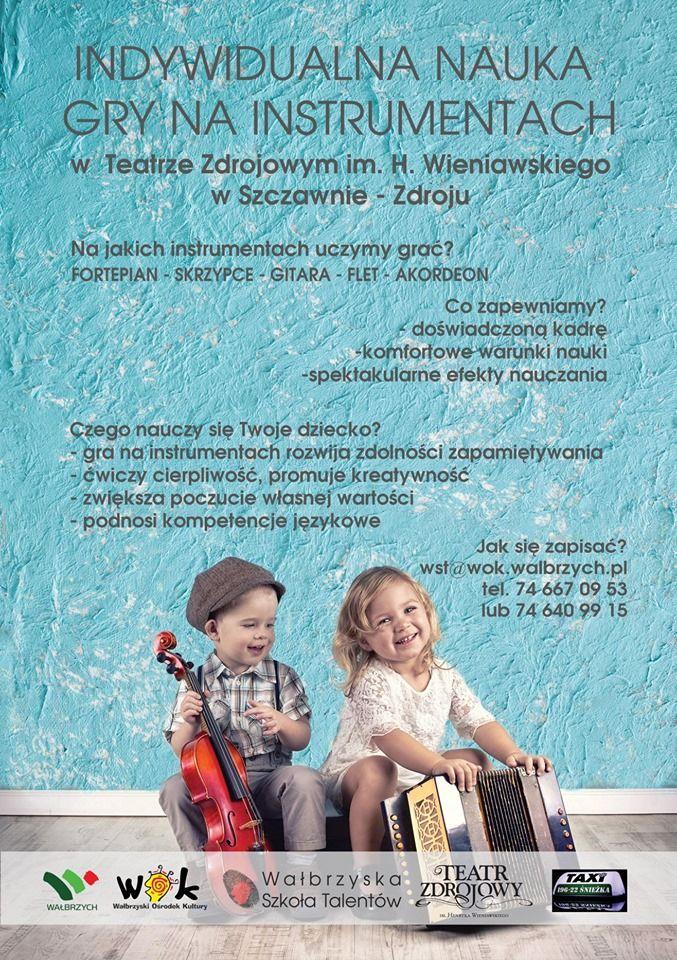 REGION, Szczawno-Zdrój: Indywidualne zajęcia