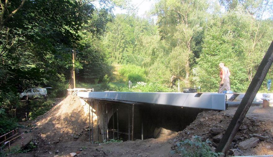 REGION, Zagórze Śl.: Most po remoncie