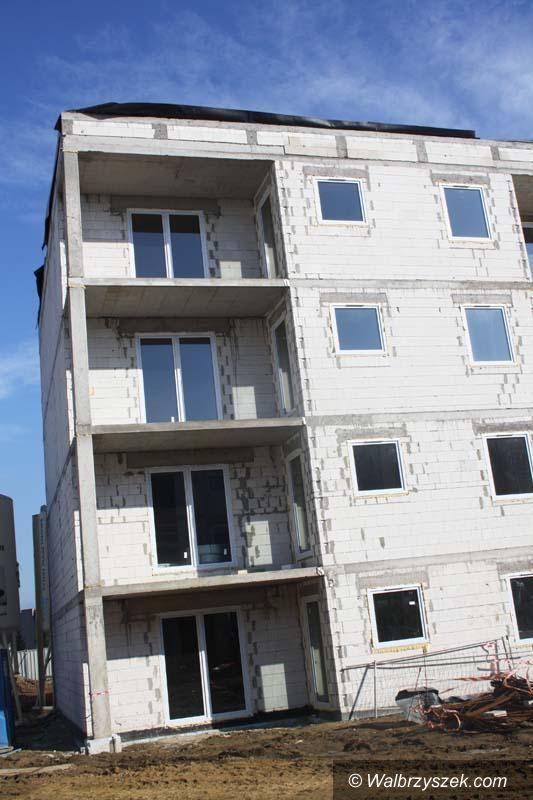 Wałbrzych: Mieszkania bez toalet