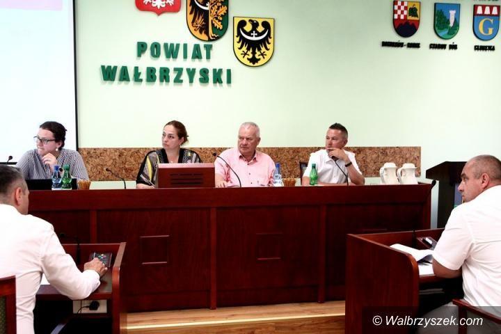 powiat wałbrzyski: Zmiana w Zarządzie