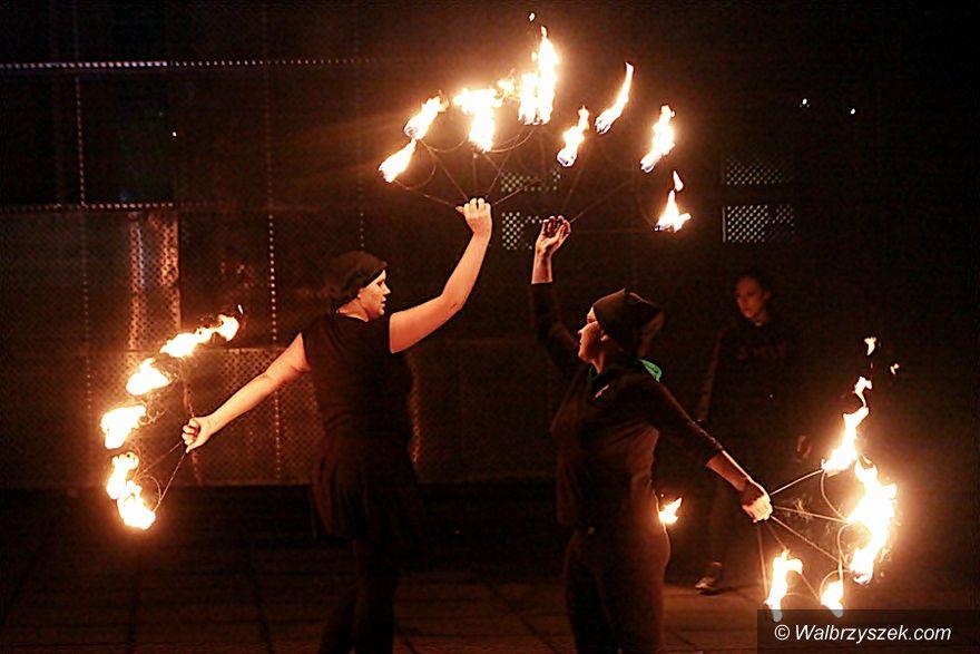 Wałbrzych: Festiwal Ognia