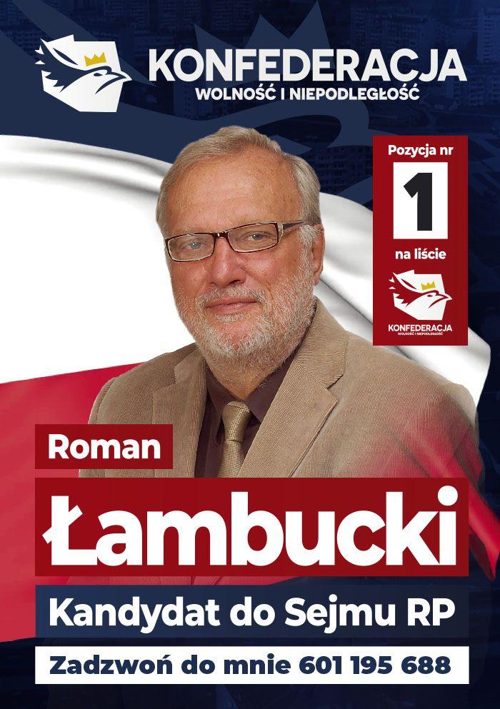 Wałbrzych/REGION: Kandydaci Konfederacji