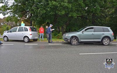 Wałbrzych: Kierowca na promilach