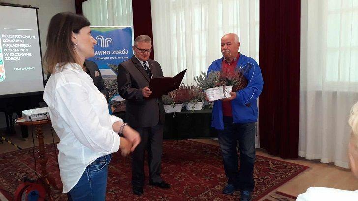REGION, Szczawno-Zdrój: Wybrali posesje