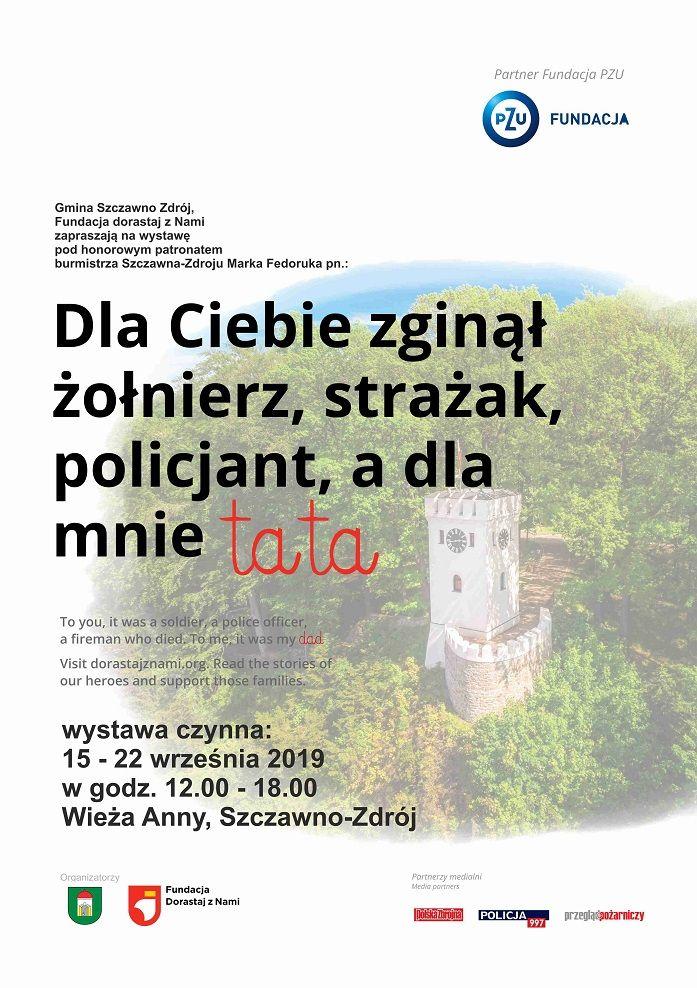 REGION, Szczawno-Zdrój: Wystawa w Wieży