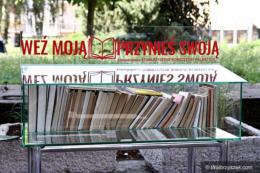 Wałbrzych: Biblioteczka na Słowackiego