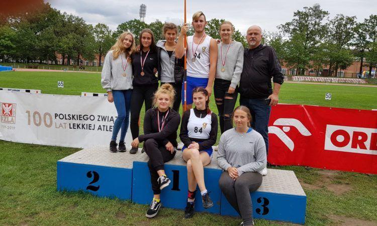 Wałbrzych: Młodzicy z medalami