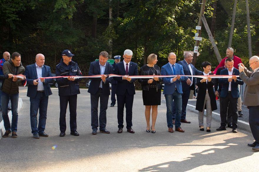 REGION, Zagórze Śl.: Most otwarty
