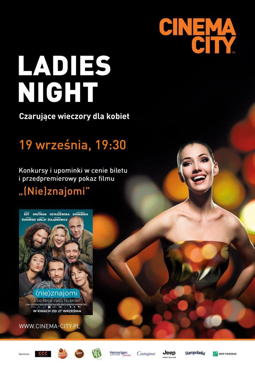 Wałbrzych: Wraca Ladies Night
