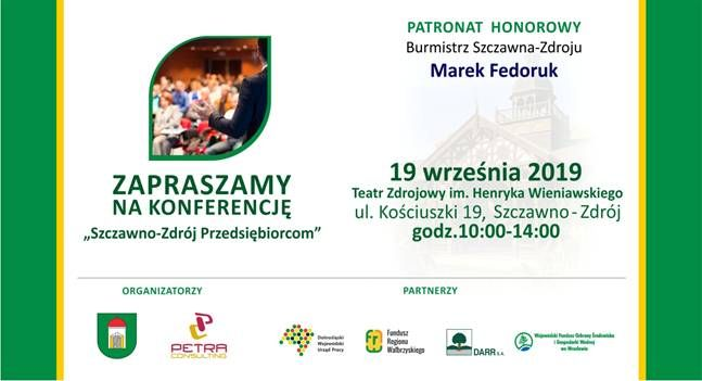 REGION, Szczawno-Zdrój: Coś dla przedsiębiorców