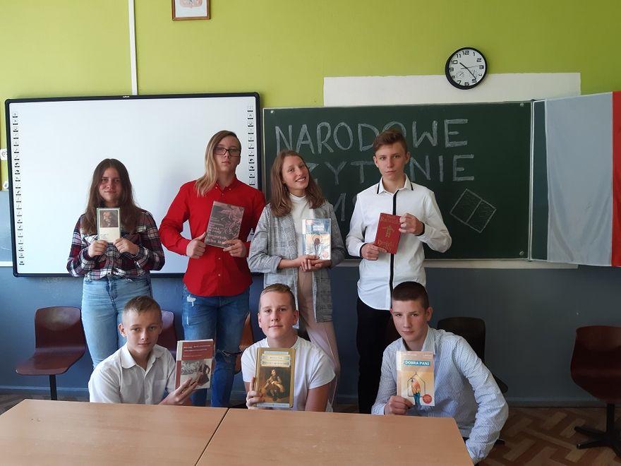 REGION, Mieroszów: Wspólne czytanie