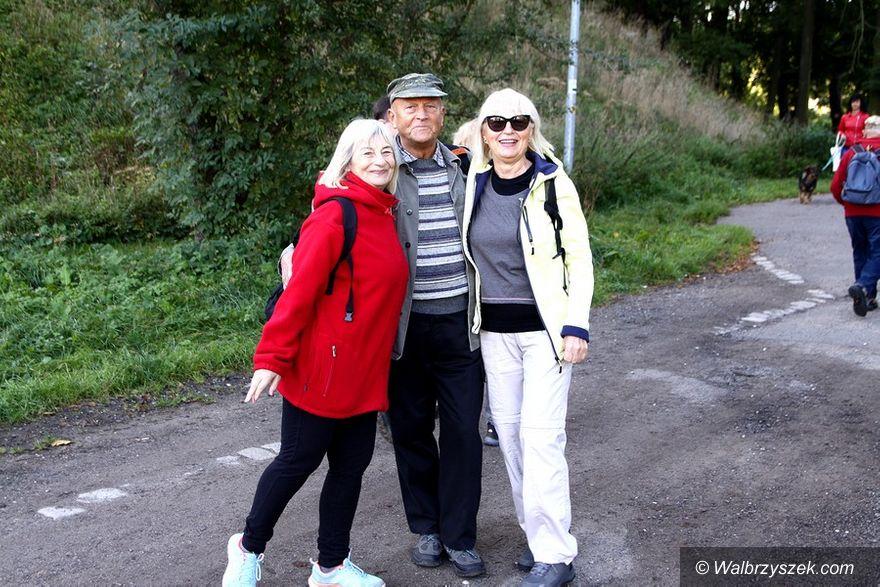 Wałbrzych: Marsz Seniora