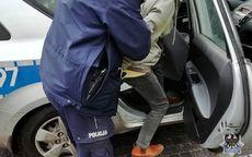REGION, Boguszów-Gorce: Uszkodził drzwi