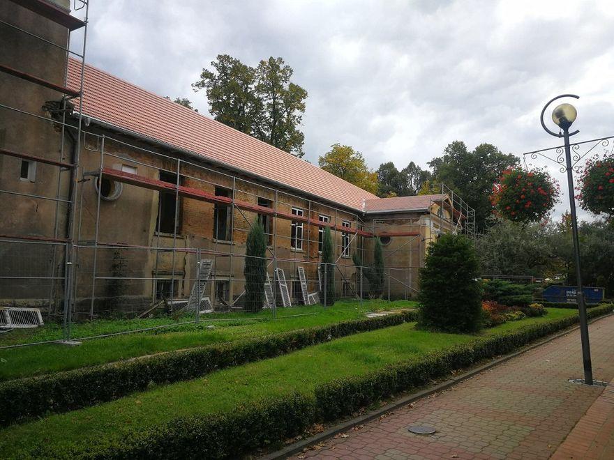 REGION, Szczawno-Zdrój: Odbudowują perełkę