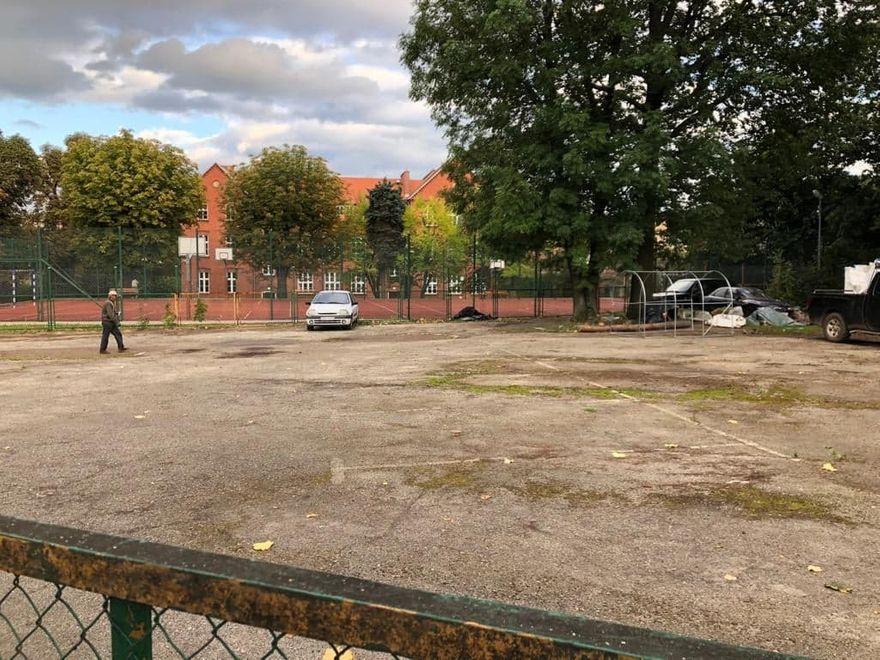 REGION, Szczawno-Zdrój: Dodatkowy parking