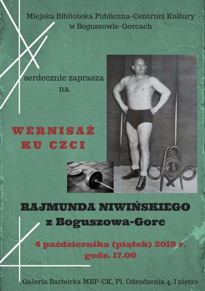 REGION, Boguszów-Gorce: Wyjątkowa wystawa
