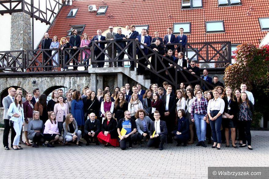 Wałbrzych: Konferencja KSM