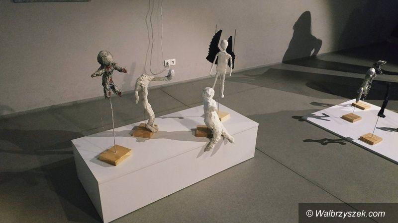 Wałbrzych: Uczniowska wystawa