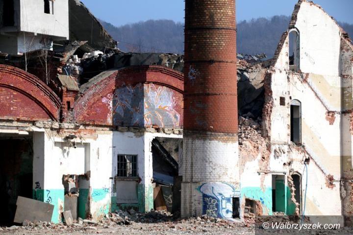Wałbrzych: Problem z ruiną