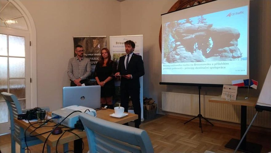 powiat wałbrzyski: Rozmawiali o współpracy