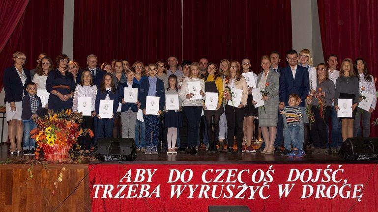 REGION, Mieroszów: Uczniowie nagrodzeni