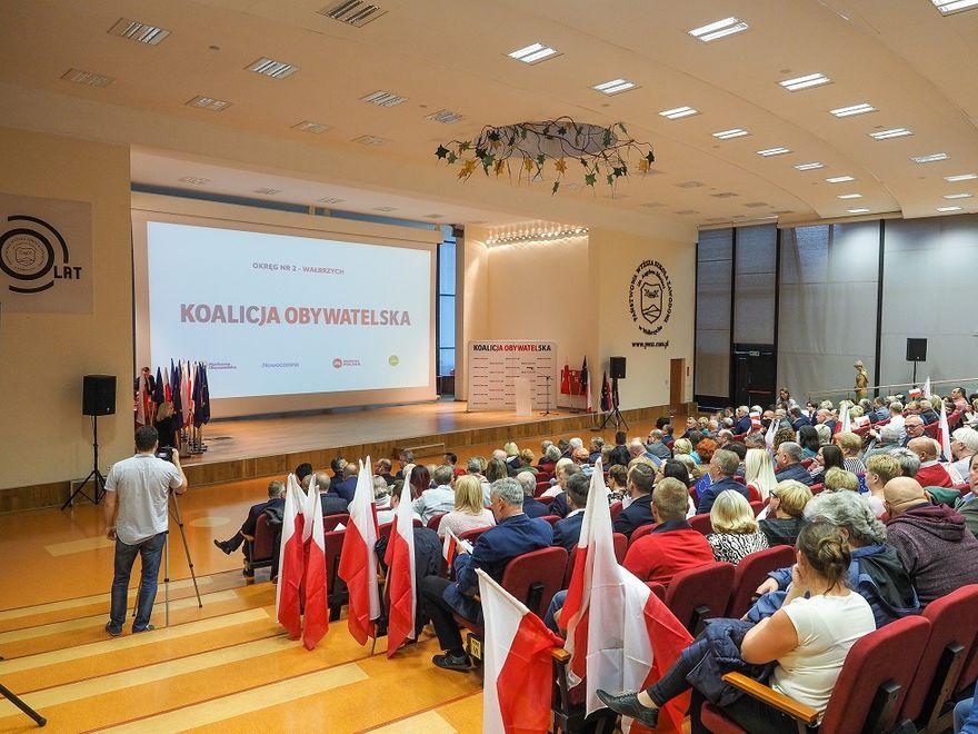 Wałbrzych: Koalicja zmobilizowana