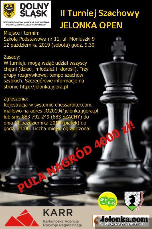 Jelenia Góra: Powalczą szachiści, w puli aż 4000 zł!