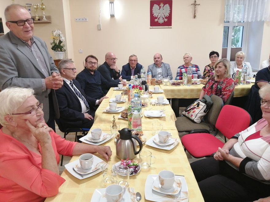 REGION, Szczawno-Zdrój: Klub Senior + czeka