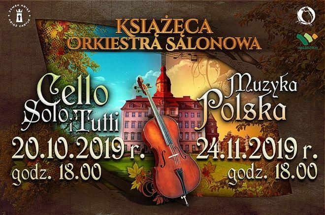 Wałbrzych: Jesienne koncerty