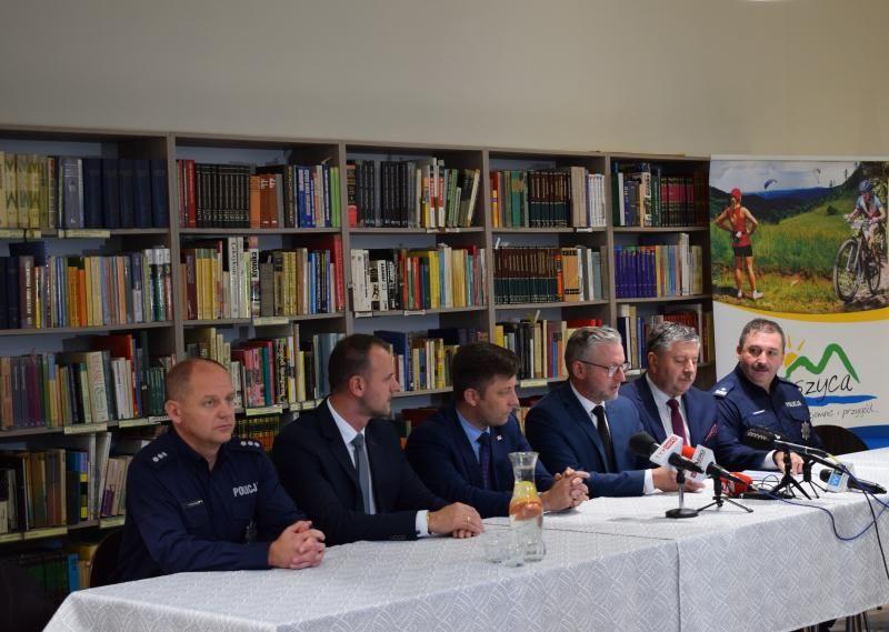 powiat wałbrzyski: Nowe komisariaty