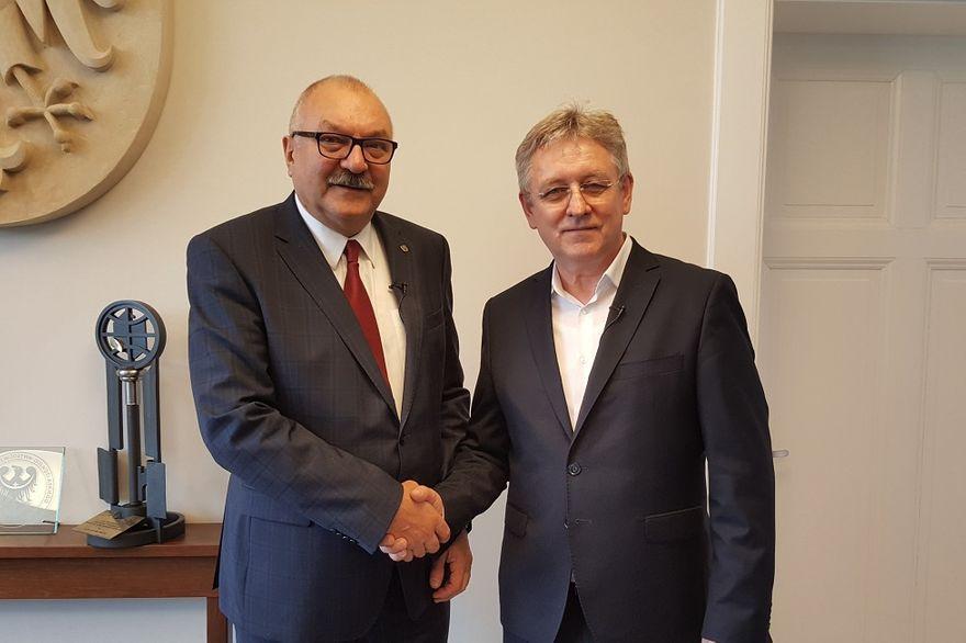 Wałbrzych/REGION: Poparcie Marszałka
