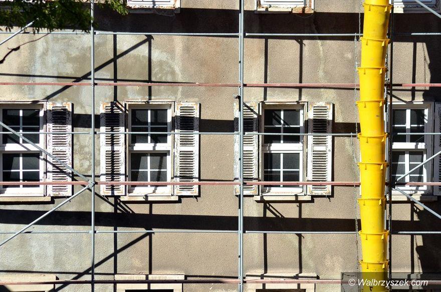 REGION, Szczawno-Zdrój: ZPL w odbudowie