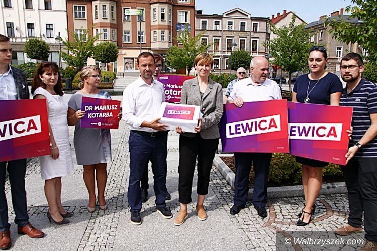REGION, Głuszyca: Wyrównana walka
