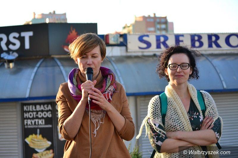 Wałbrzych: Solidarni z Kurdami