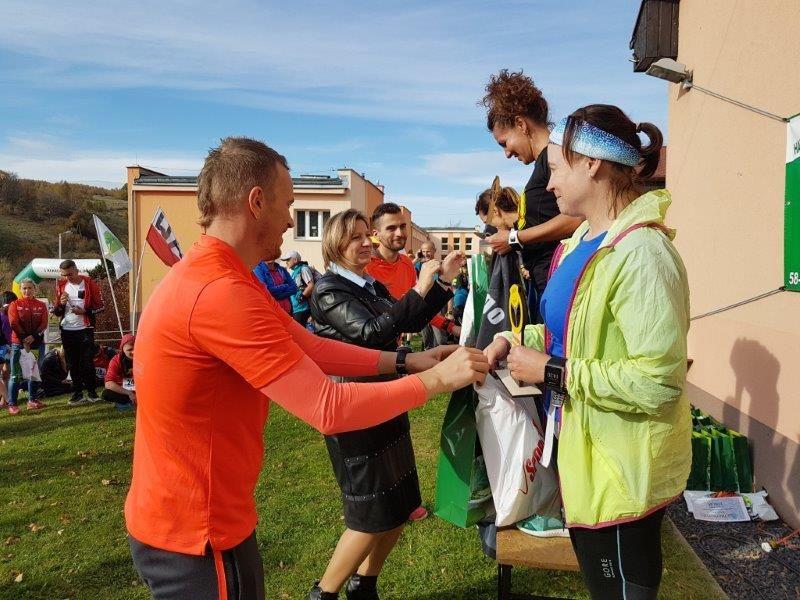 REGION, Walim: Przebiegli półmaraton