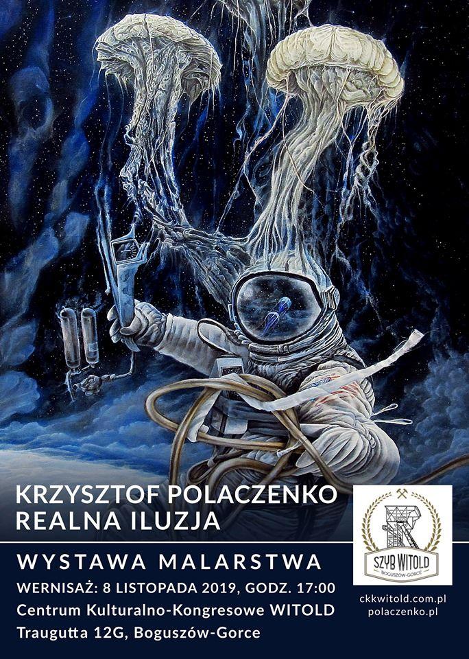 REGION, Boguszów-Gorce: Wkrótce wernisaż