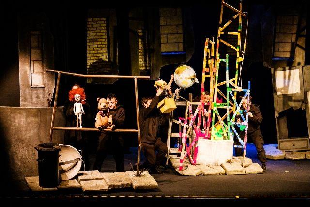 Wałbrzych: Teatr w konkursie