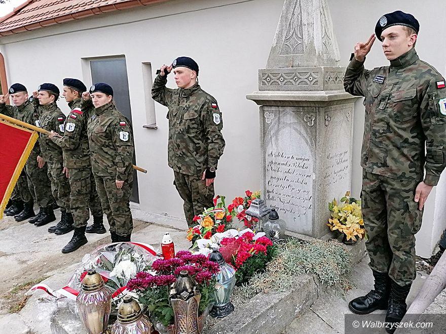 Wałbrzych: Pamiętali o generale