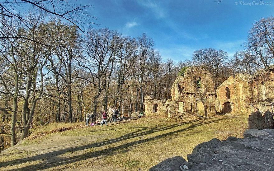 Wałbrzych: Posprzątali ruiny