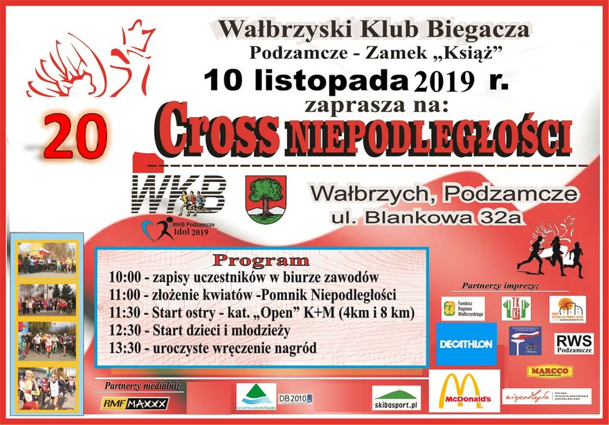 Wałbrzych: Wkrótce cross
