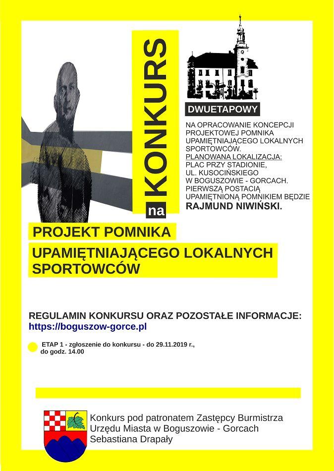 REGION, Boguszów-Gorce: Pomnik dla bohaterów