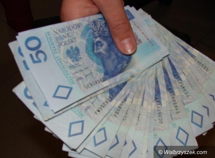 powiat wałbrzyski: Nasi z dofinansowaniem