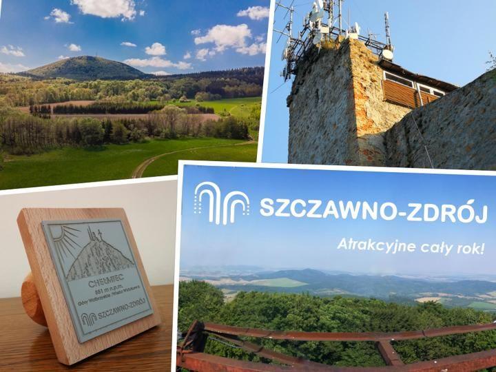 REGION, Szczawno-Zdrój: Pożegnanie z Chełmcem