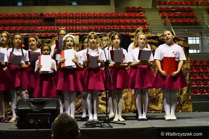 Wałbrzych: Koncert patriotyczny